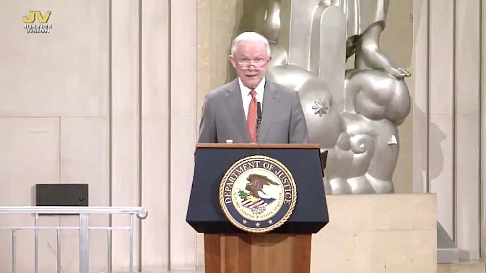 sessions religious liberty