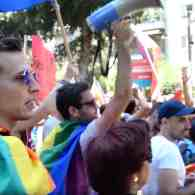 Thousands Demonstrate Across Israel in Protest of Government's New Surrogacy Law Which Excludes Gay People