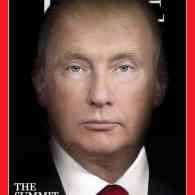TIME Magazine Cover Merges Trump and Putin