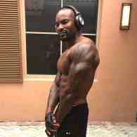 tyson beckford I'm not gay