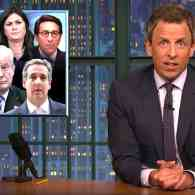 Seth Meyers: Trump's White House is What Happens When 'a Con Artist Surrounds Himself with Other Con Artists' – WATCH