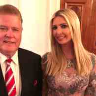 Ivanka Trump Poses with Pastor Who Says Gay Marriage is Satan's 'Demonic' Work at White House Evangelical 'State Dinner'
