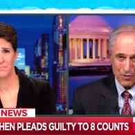 Michael Cohen Lawyer Lanny Davis to Rachel Maddow: Cohen Has Information for Robert Mueller on Trump Collusion: WATCH
