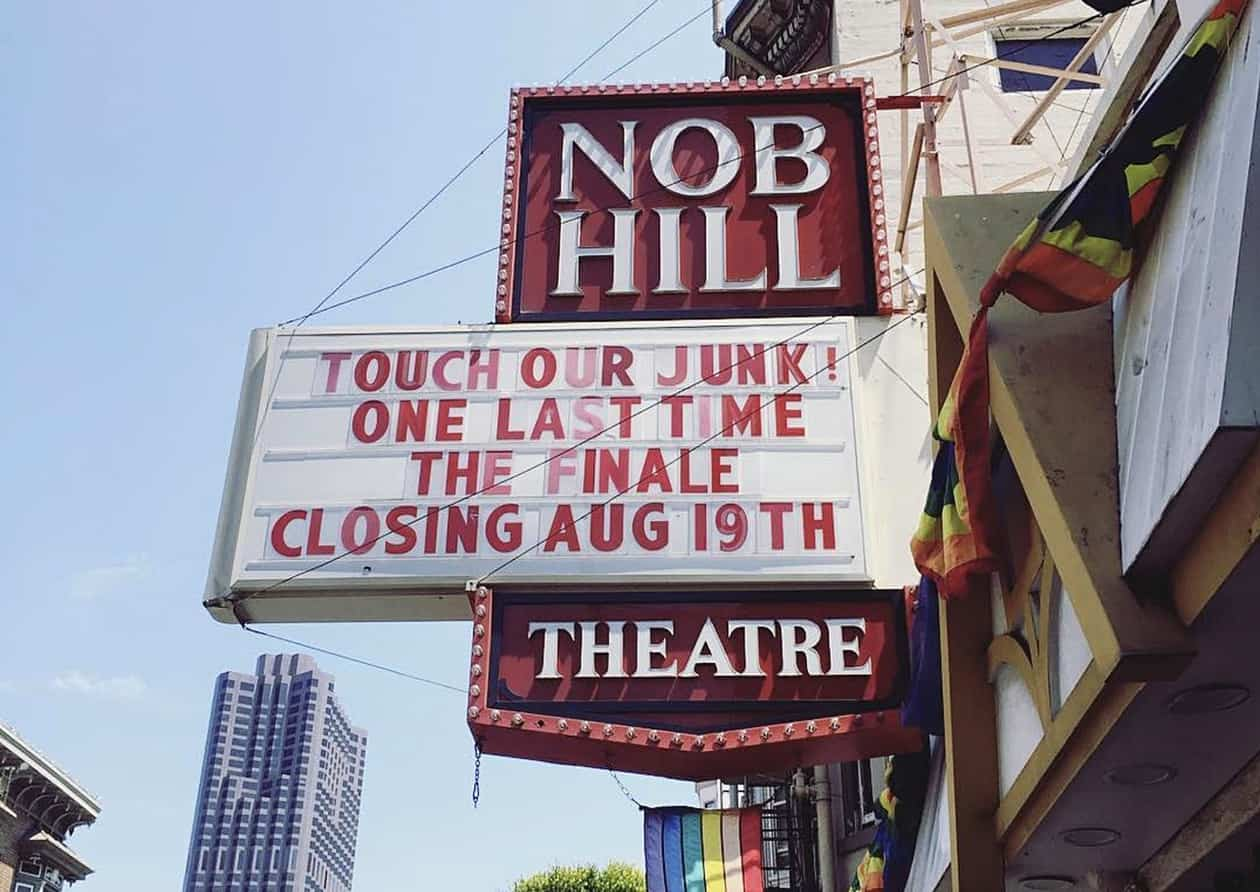 nob hill theatre sf