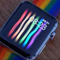Apple Blocks Rainbow Watch Face in Russia