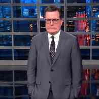 Stephen Colbert is Hilariously Aghast at Omarosa's Claims Trump is a Racist: 'Rewrite the History Books. We Didn't Know' – WATCH