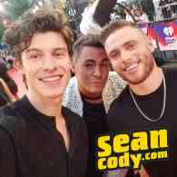 Gus Kenworthy, Shawn Mendes, and Colton Haynes are Sean Cody's Next Threesome (in Someone's Dreams)