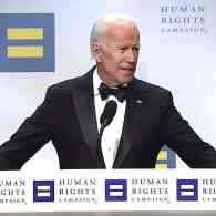 Joe Biden Takes Aim at Trump at Human Rights Campaign Dinner: 'We Are in a Fight for America's Soul' — WATCH