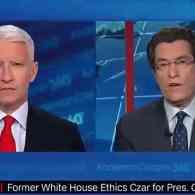 Anderson Cooper Norm Eisen