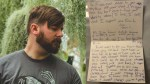 gay letter