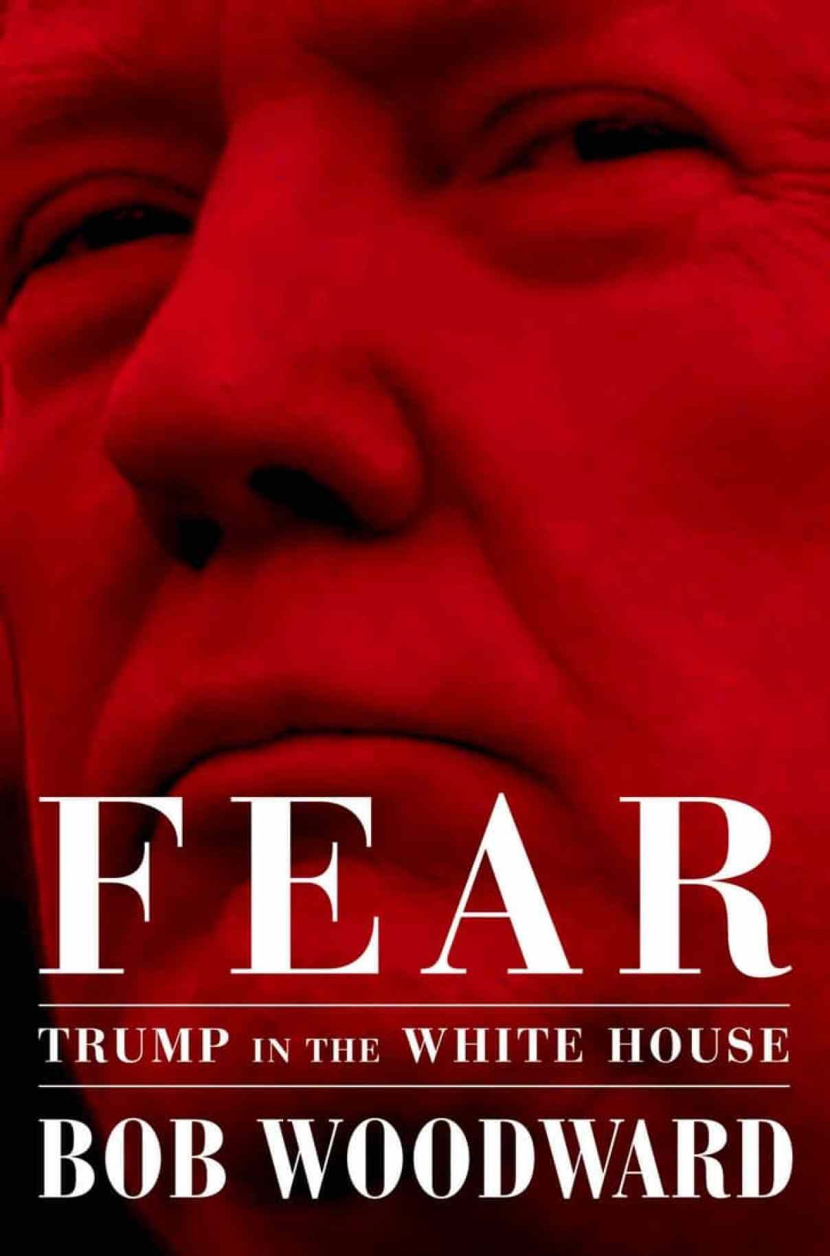 Bob Woodward Fear