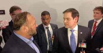 Alex Jones Marco Rubio