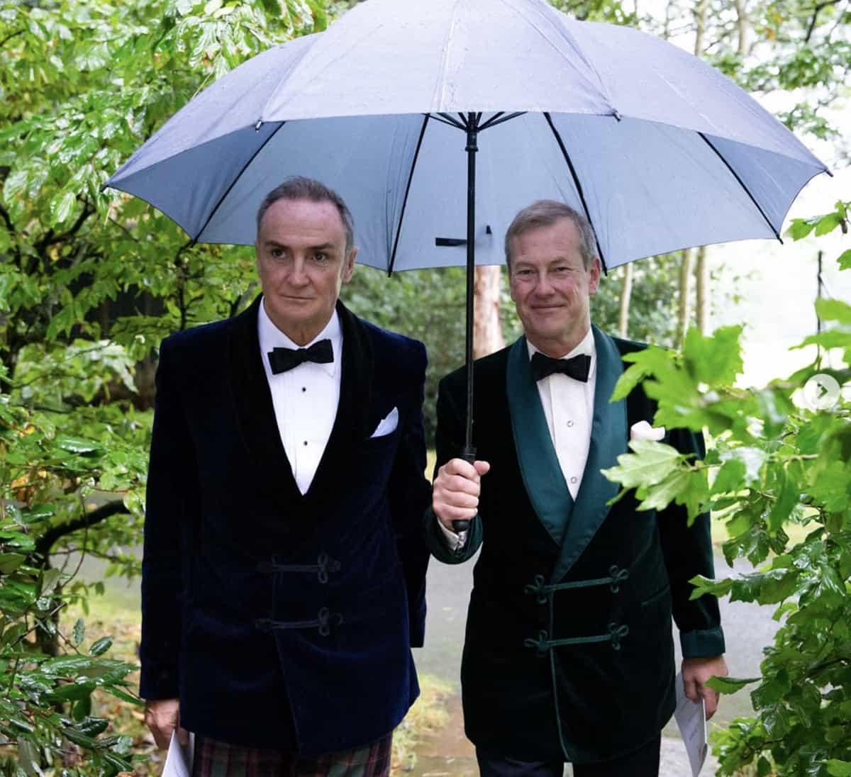 family royal Gay members british