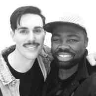 Sam Sparro Marries Partner Zion Lennox in California