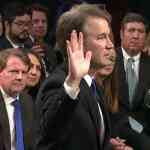 swearing brett kavanaugh