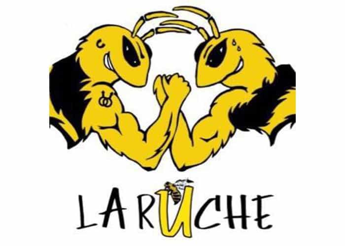 La Ruche gay bar in Lyon