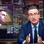 Jair Bolsonaro John oliver