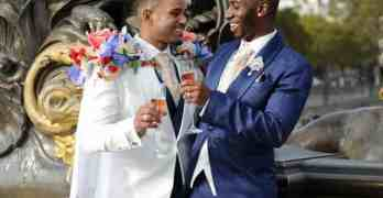 gay paris wedding
