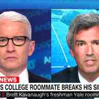 Brett Kavanaugh's Yale Roommate: SCOTUS Nominee Lied Under Oath About His Drinking – WATCH