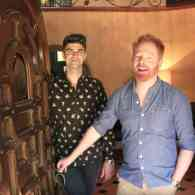 A Totally Unprepared Jesse Tyler Ferguson Takes Architectural Digest on a Lengthy Tour of His Stunning Home: WATCH