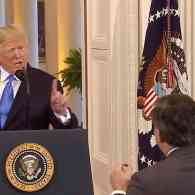 Trump Melts Down at CNN's Jim Acosta: 'You are a Rude, Terrible Person!' – WATCH