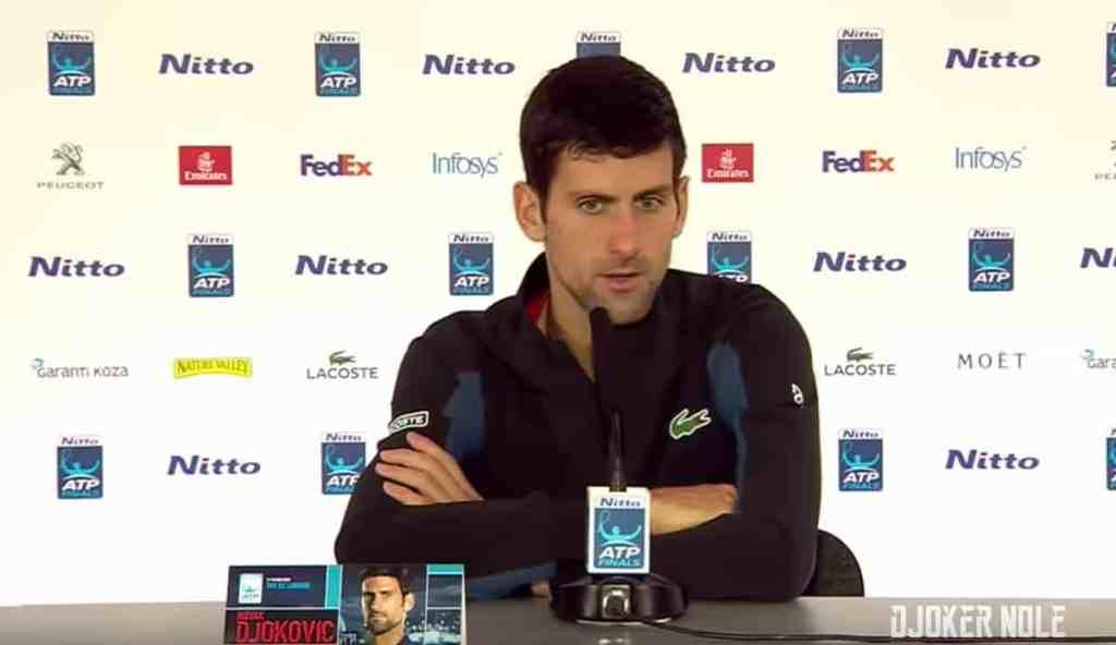 Novak Djokovic gay