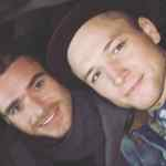 Richard Madden Taron Egerton Instagram