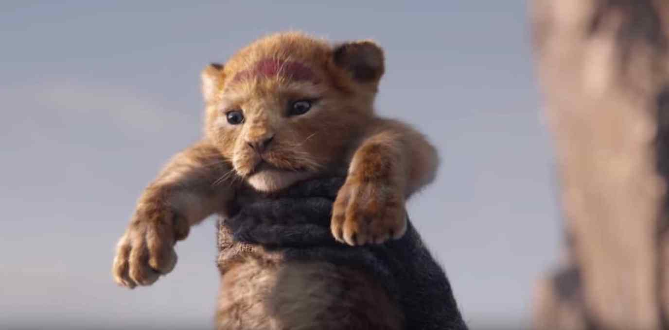 live action lion king teaser