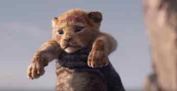 lion king teaser