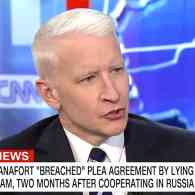 Anderson Cooper frickin
