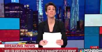 Rachel Maddow Mueller