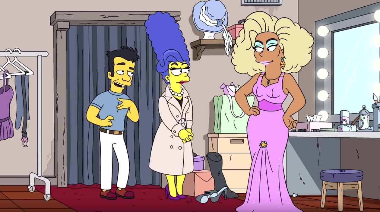 from Uriah simpsons gay marriage episode download
