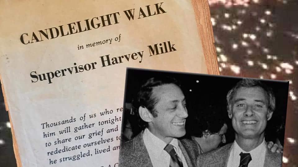 harvey milk candlelight walk