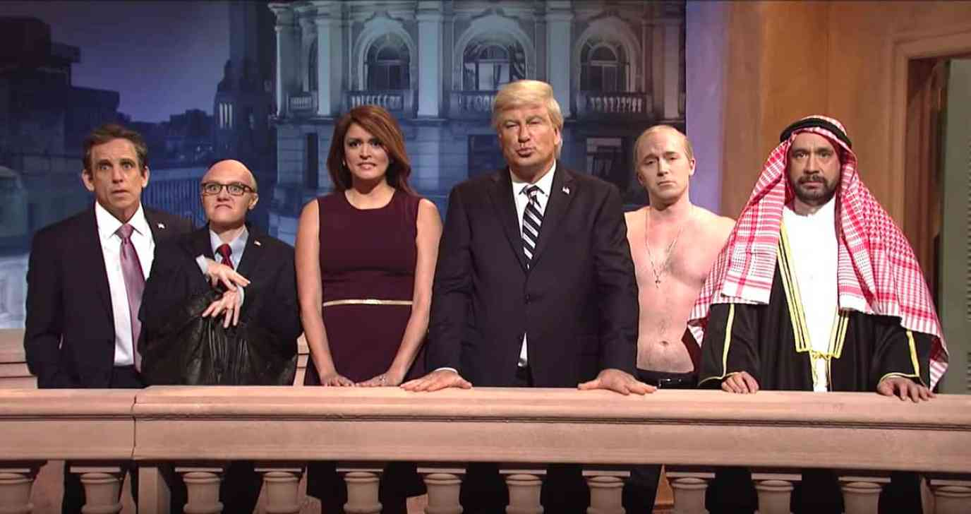 g-20 Trump SNL