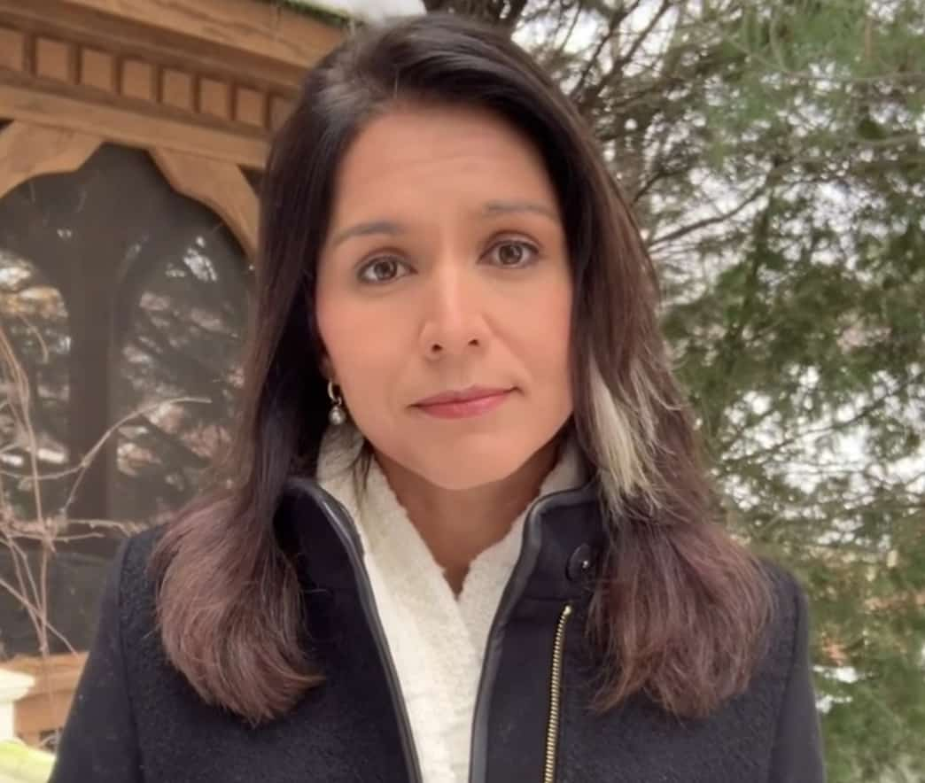 Hillary Clinton Claims Russians 'Grooming' Tulsi Gabbard as Third-Party Candidate