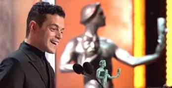 Rami Malek SAG Awards