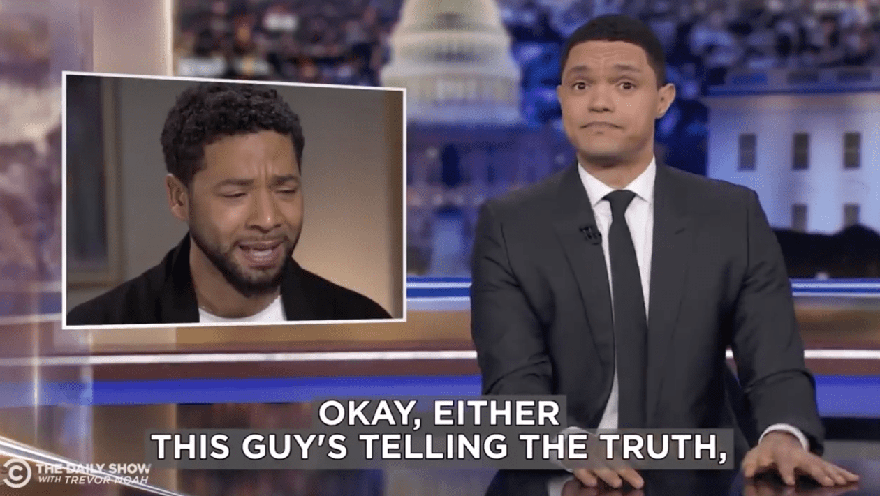 Smollett gave false information in 2007 case