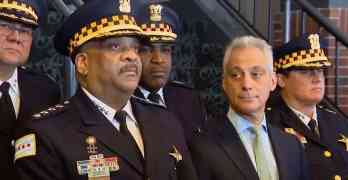 Rahm Emanuel Eddie Johnson