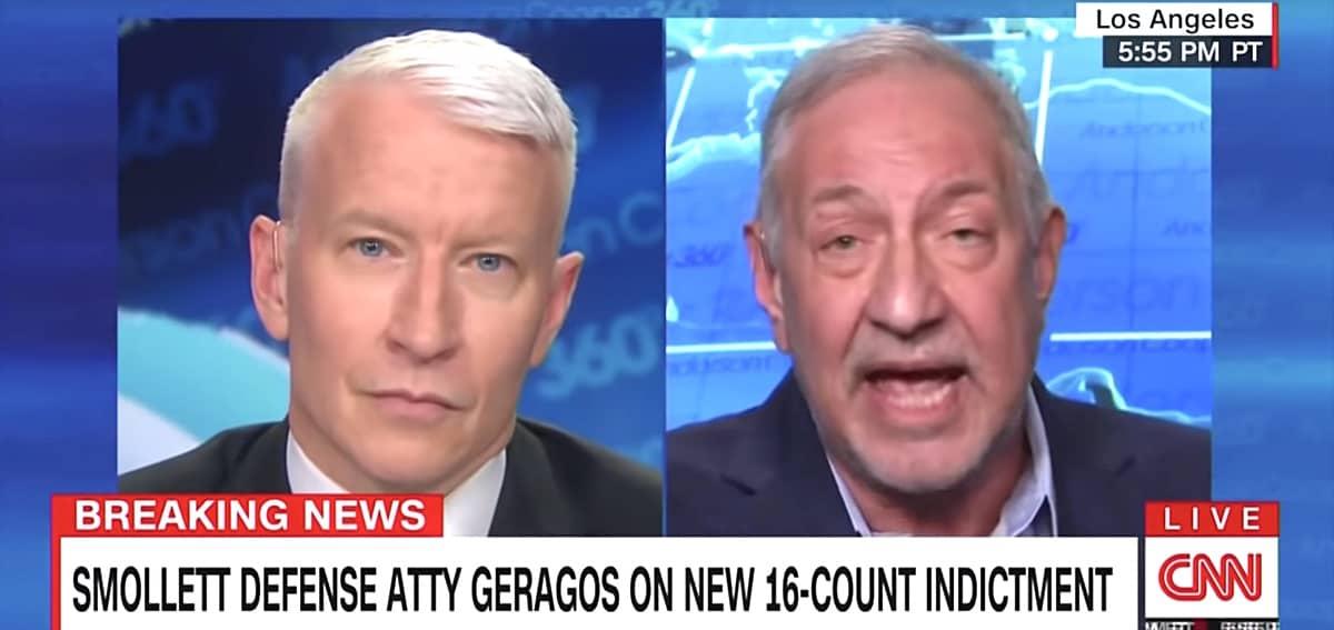 Anderson Cooper Mark Geragos