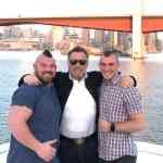 Rob Kearney Arnold Schwarzenegger