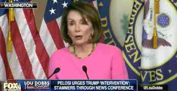doctored drunk pelosi video