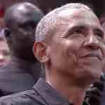 obama standing ovation