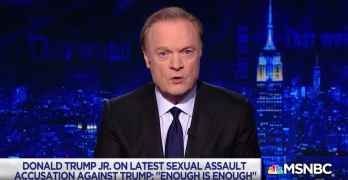 Lawrence O'Donnell Trump rape