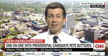 guns pete buttigieg