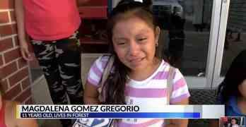 ICE raids children