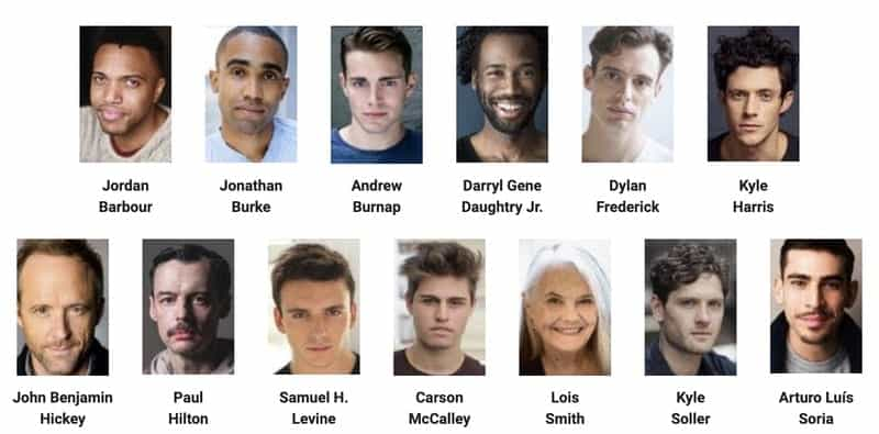 the inheritance cast