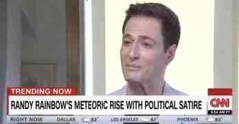 CNN Randy Rainbow
