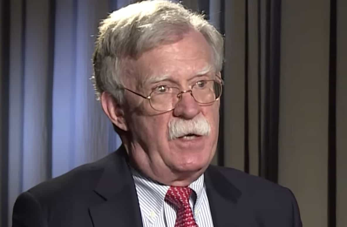 John Bolton Resurfaces On Twitter: 'For The Backstory, Stay Tuned…….'