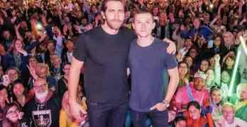 JAke Gyllenhaal Tom Holland