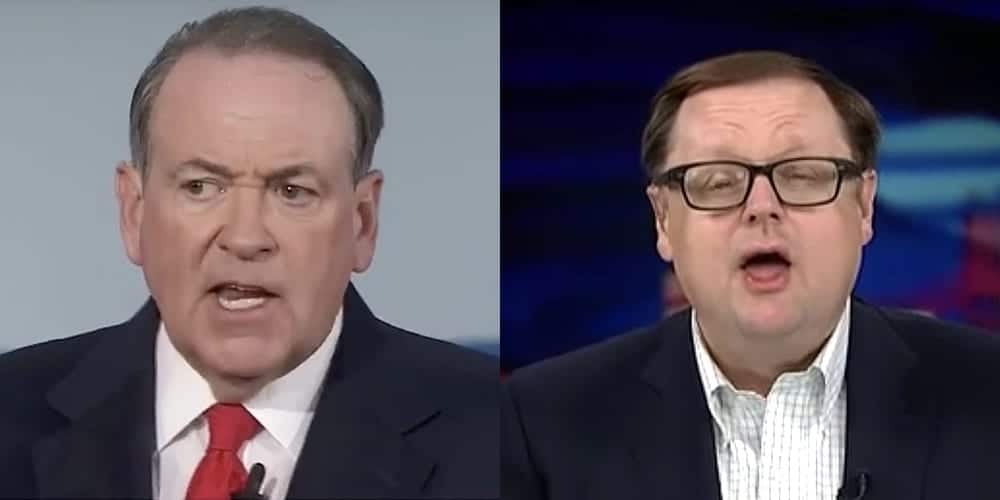 Mike Huckabee Todd Starnes Chick-fil-a